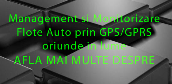 Management si Monitorizare Flote Auto
